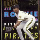 KEVIN YOUNG 1993 Ultra All Rookie Team Insert #10.  PIRATES