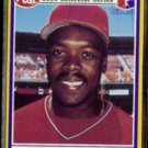 VINCE COLEMAN 1991 Topps Post Insert #5 of 30.  CARDS