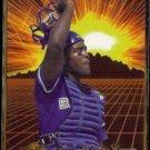 CARLOS DELGADO 1994 Ultra All Rookie Team Insert #2 of 10.  BLUE JAYS