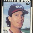 STEVE LYONS 1986 Topps Traded #67T.  WHITE SOX