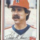 PHIL GARNER 1982 Topps #683.  ASTROS