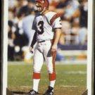 JIM BREECH 1993 Topps GOLD Insert #114.  BENGALS