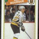 RAY BOURQUE 1988 Topps #73.  BRUINS