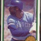 WILLIE WILSON 1983 Donruss #112.  KC ROYALS
