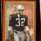 MARCUS ALLEN 1988 Topps mini #263.  RAIDERS