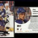 PAT LaFONTAINE (2) 1991 Pro Set #358.  SABRES