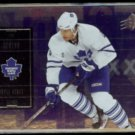 LUKE SCHENN 2009 Upper Deck SPX #36.  MAPLE LEAFS