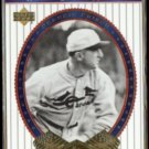 FRANKIE FRISCH 2002 Upper Deck WS Heroes #24.  CARDS vs. A's