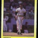 MOISES ALOU 1989 Star #93.  SALEM BUCCANEERS