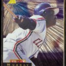 EDDIE MURRAY 1994 Pinnacle Museum Collection Insert #495.  INDIANS