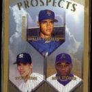 RICKY LEDEE 1998 Topps Prospects #206.  YANKEES