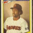 TONY GWYNN 1987 Topps Highlights Odd #16 of 33.  PADRES - Glossy
