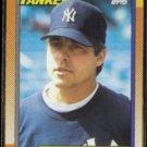 BUCKY DENT 1990 Topps #519.  YANKEES