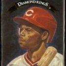 BIP ROBERTS 1993 Donruss Diamond King Insert #DK11.  REDS