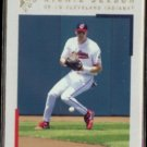 RICHIE SEXSON 2000 Topps Gallery #87.  INDIANS