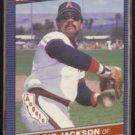 REGGIE JACKSON 1986 Donruss #377.  ANGELS