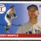 MICKEY MANTLE 2006 Topps (Home Run 1) #MHR1.  YANKEES - Glossy