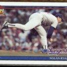 NOLAN RYAN 1991 Topps #1.  RANGERS