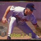 CAL RIPKEN Jr. 1995 Fleer All Star Insert #5 of 25 w/ The Wizard.  ORIOLES