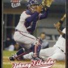 JOHNNY ESTRADA 2005 Ultra #169.  BRAVES
