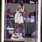 DAVID WINGATE 1992 Topps GOLD Insert #395.  HORNETS
