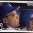 MOISES ALOU 1994 Upper Deck CC Silver Signature Insert #35.  EXPOS
