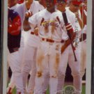 BRIAN JORDAN 1999 Topps Opening Day #126.  CARDS