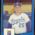 TOM POQUETTE 1990 Pro Cards #1741  OMAHA ROYALS