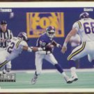 AMANI TOOMER 1997 Upper Deck CC #189. GIANTS