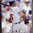 ANDRUW JONES 1998 Donruss #104.  BRAVES