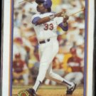 EDDIE MURRAY 1991 Bowman Gold Bats Stamp #376.  DODGERS