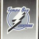 TAMPA BAY LIGHTNING 1992 Score Expansion Draft Roster #507.