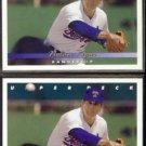 NOLAN RYAN (2) 1993 Upper Deck #155.  RANGERS