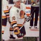 PAVEL BURE 1992 Ultra Rookie Insert #3 of 8.  CANUCKS