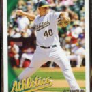 ANDREW BAILEY 2010 Topps #236.  A's