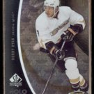 BOBBY RYAN 2010 Upper Deck SP Holo FX #FX32.  DUCKS