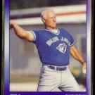 BILL MONBOUQUETTE 1990 Star #27 of 28.  DUNEDIN / BLUE JAYS