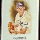 EVAN LONGORIA 2010 Topps Allen & Ginter's #208.  RAYS