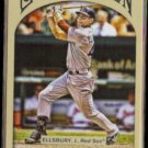JACOBY ELLSBURY 2011 Topps Gypsy Queen #249.  RED SOX