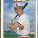BILLY RIPKEN 1988 Topps Rookies Glossy #1 of 22.  ORIOLES