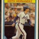 KEITH HERNANDEZ 1987 Kay Bee Superstars #17 of 33.  METS