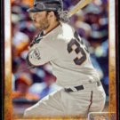BRANDON CRAWFORD 2015 Topps Team Card #SFG-7.  GIANTS