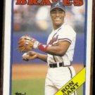 RON GANT 1988 Topps Traded #39T.  ATL BRAVES