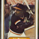 JOE MORGAN 1982 Fleer #397.  GIANTS