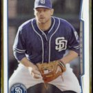 CHASE HEADLEY 2014 Topps #417.  BREWERS