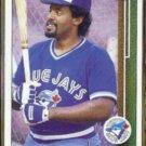 CECIL FIELDER 1989 Upper Deck #364.  TOR BLUE JAYS