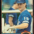 JEFF CONINE 1991 Stadium Club #578.  ROYALS