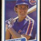 GARY CARTER 1990 Fleer #199.  METS