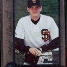 MATT CLEMENT 1998 Bowman #188.  PADRES