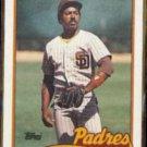 GARRY TEMPLETON 1989 Topps #121.  PADRES
